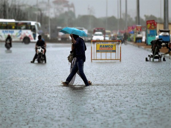 Bengaluru expected to receive showers