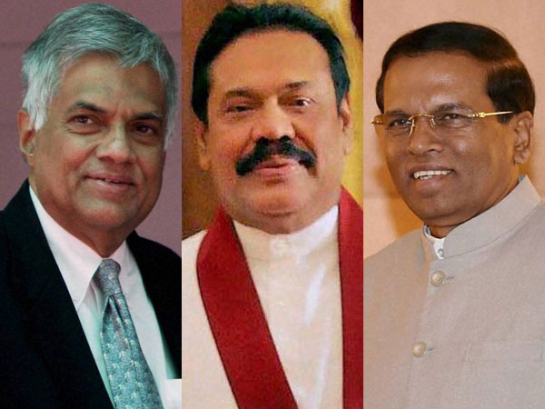 Sri Lanka plunged ito a political turmoil after Sirisena sacked prime minister Wickremesinghe and installed Rajapaksa in his place