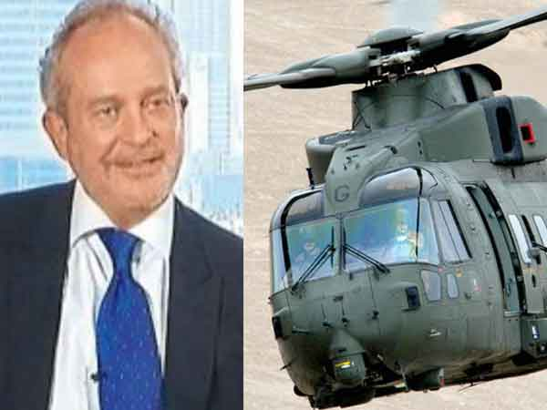 A historic consultant to AgustaWestland: Why James Michel's extradition is a big deal