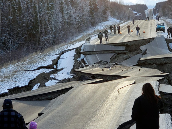 Why no life was lost in Alaska despite a 7.0 magnitude earthquake