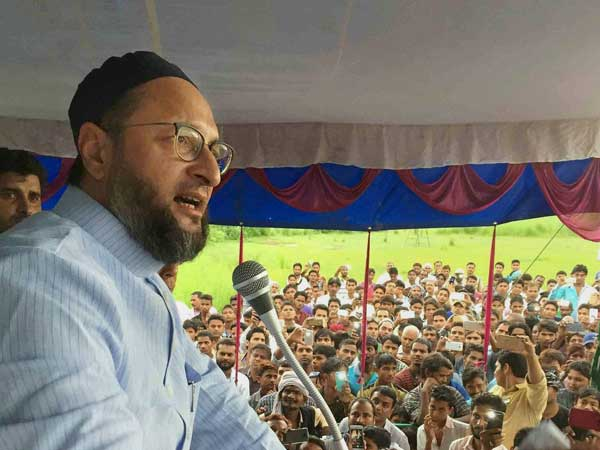India is my father's country, none can force me to flee: Owaisi
