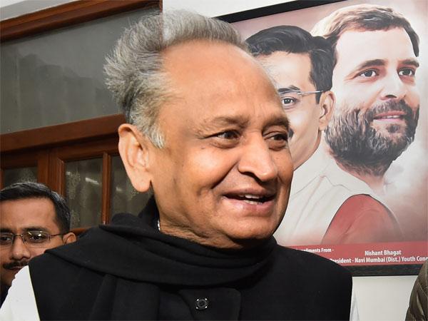 Ashok Gehlot, Indira Gandhi's protege, appointed Rajasthan CM for third time