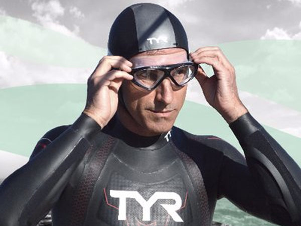 Ben Lecomte is swimming across Pacific to raise awareness against plastic pollution in ocean