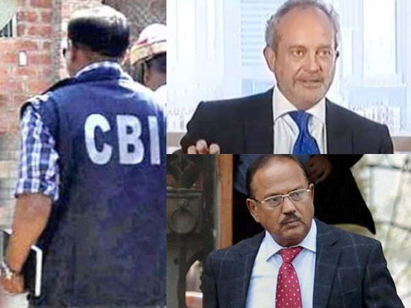 """Under guidance' of Doval, Michel extradited to India says CBI"