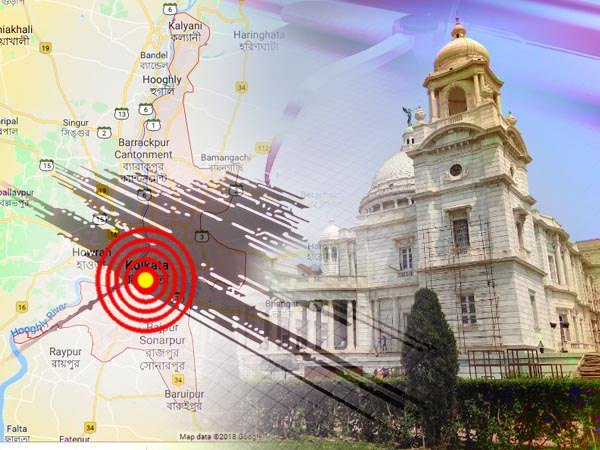 Massive quake can devastate huge parts of Kolkata in no time, warns IIT report