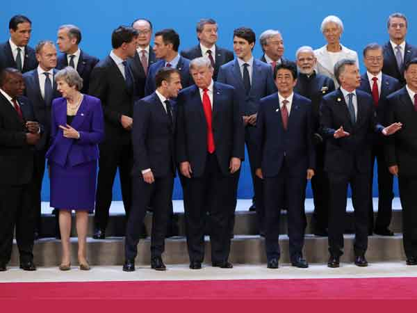 On climate change, G20 remained G19 as this country refused to agree