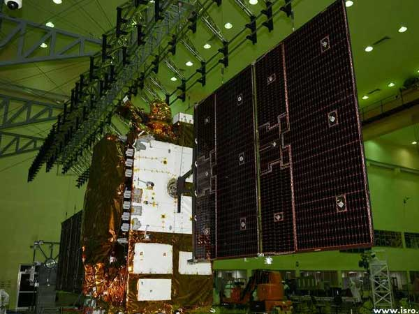 ISRO on a launching spree: GSAT-7A satellite for IAF to be launched on Dec 19