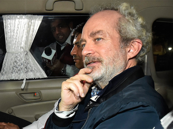 File photo of Christian Michel