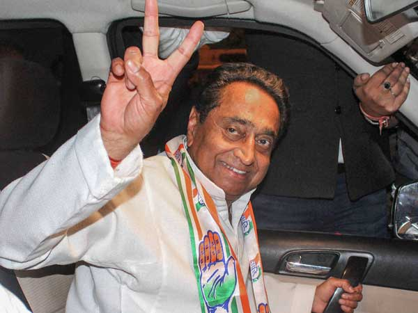 Experience over youth: Congress chooses Kamal Nath over Scindia for MP Chief Minister