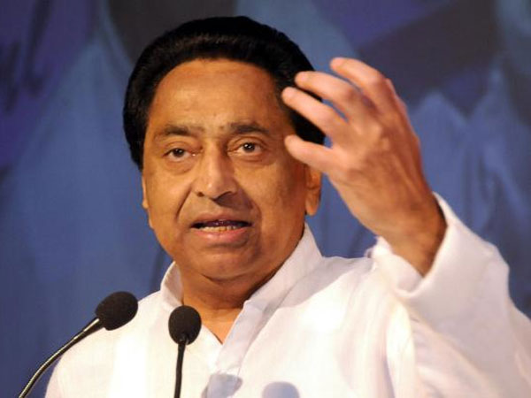 Madhya Pradesh Chief Minister Kamal Nath. PTI file photo
