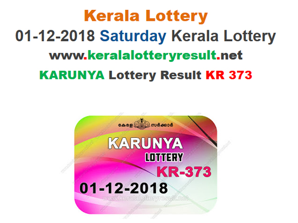 Kerala Lottery Result Today: Karunya KR-373 Today Lottery Results LIVE, win Rs 80 lakh