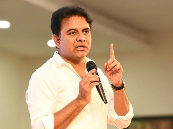 Common man needs infrastructure, mandir, surgical strikes not the only narrative says KTR