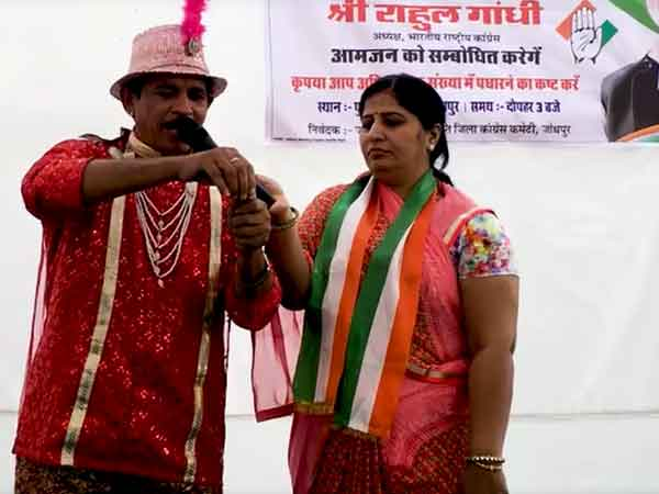 Rajasthan polls: This magician is campaigning for Congress; wants to vanish BJP