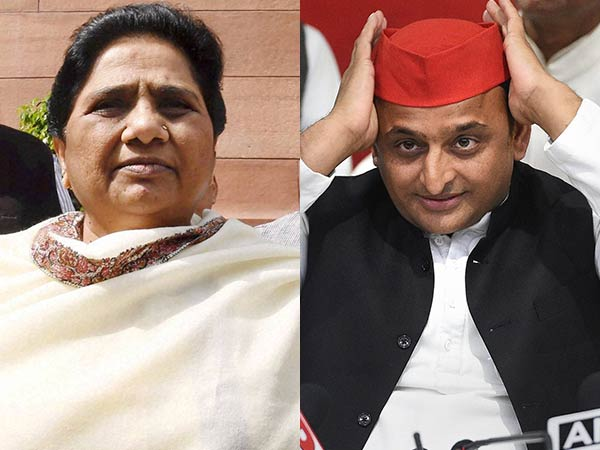 SP and BSP to keep the Congress away from the alliance for LS polls in Uttar Pradesh