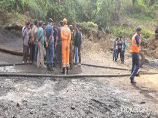 Meghalaya: 13 trapped in a flooded illegal mine, rescue ops underway