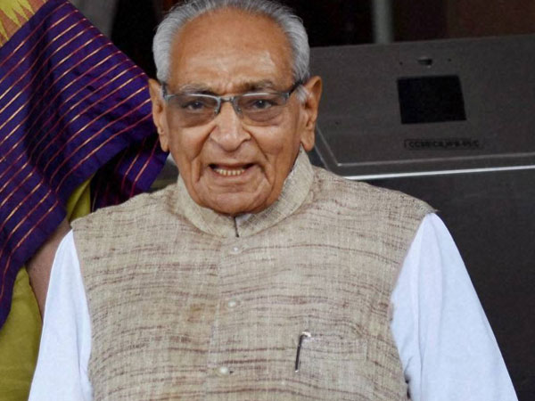 Congress leader Motilal Vora