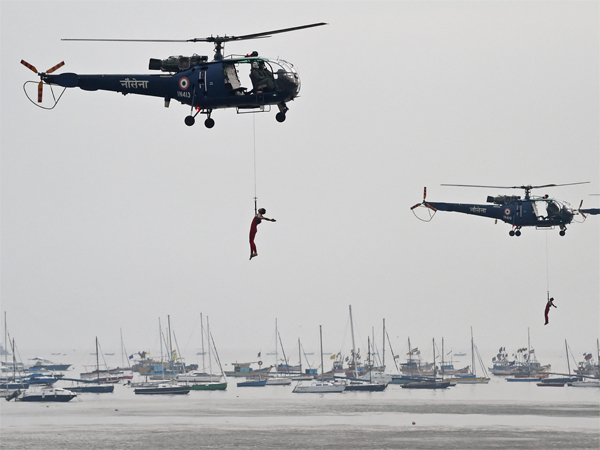 Kochiites treated to fabulous display of naval ops