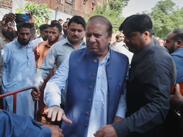 Nawaz Sharif sentenced to 7 years jail in Al-Azizia case, acquitted in flagship reference case