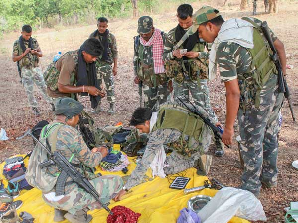 2018: How forces took the battle to the naxalites, but the fight is far from over