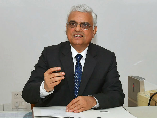 Former Chief Election Commissioner OP Rawat. PTI file photo
