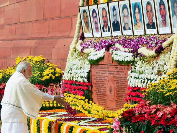 Parliamentary attack anniversary: 17 years since the attack by JeM and LeT terrorists