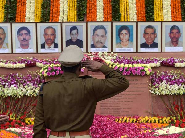 Nation pays homage to Parliament attack martyrs:
