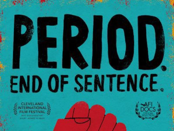 Period. End of Sentence India-set drama makes it to Oscars shortlist