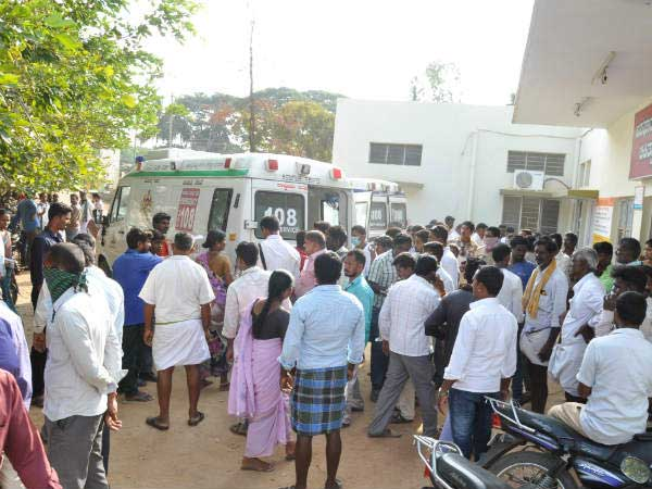 Maramma temple Tragedy: Manager suspected to be mastermind behind prasad poisoning case