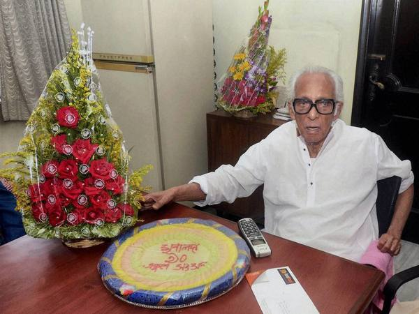 Legendary filmmaker Mrinal Sen dies at 95