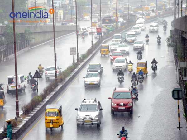 Weather forecast for Dec 14: Chennai, Andhra brace for heavy rains as depression forms in Bay