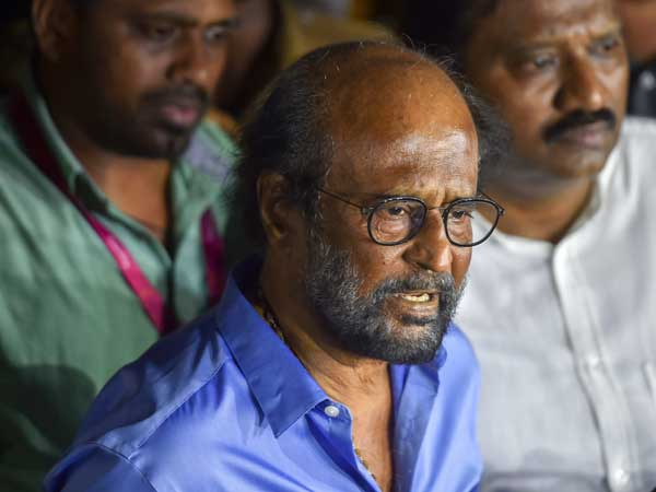 Efforts on to register channel name says Rajinikanth