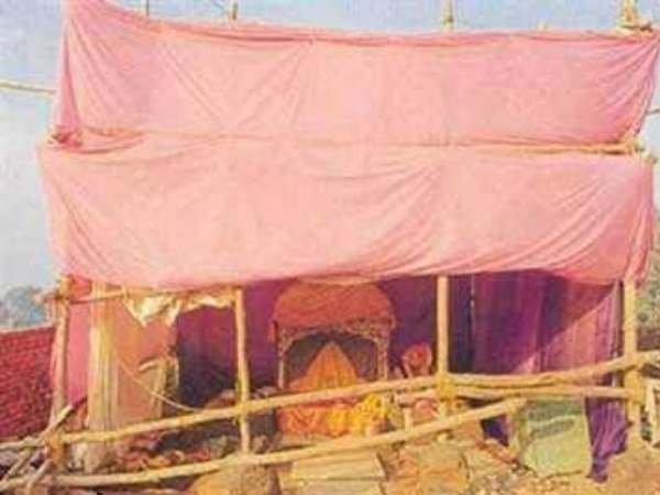 Now, house sought for Lord Rama under Pradhan Mantri Awas Yojana