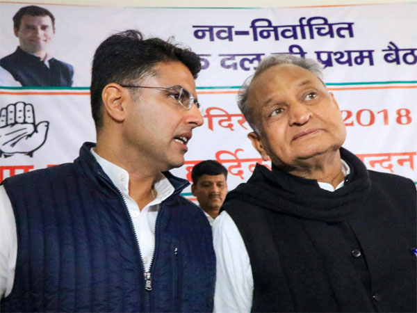 [Why Congress chose Gehlot and made Sachin his co-pilot]