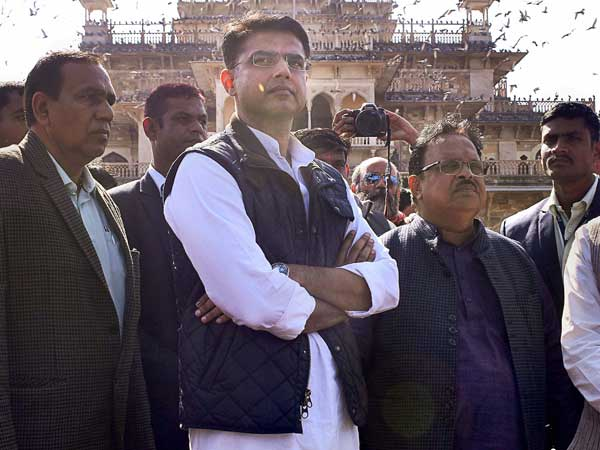 Sachin Pilot is the youngest Deputy CM of Rajasthan