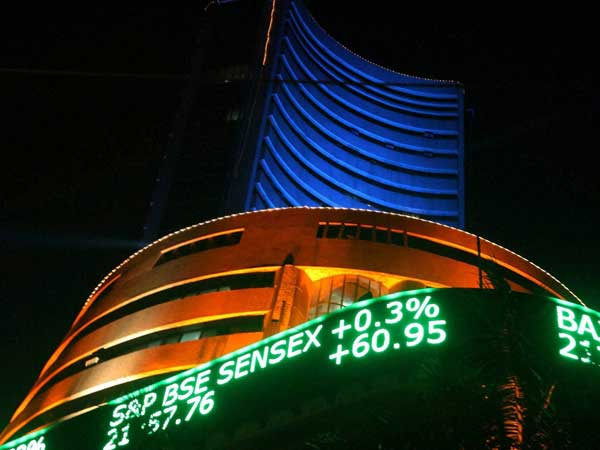 Several heavyweights in realty, banking, IT and auto sectors took a hit in today's trading