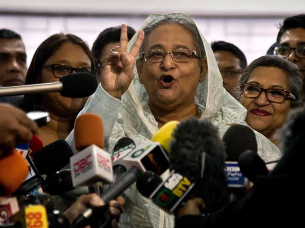 Bangladesh's cooperation with India to increase further with victory of PM Sheikh Hasina