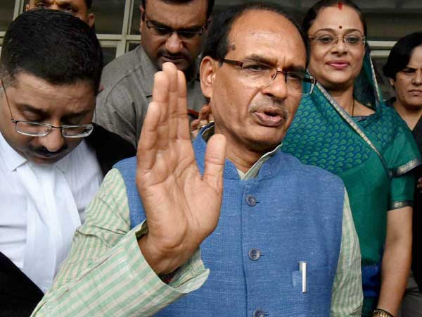 [Madhya Pradesh: Delay in portfolio allocation 'historic', says Chouhan]