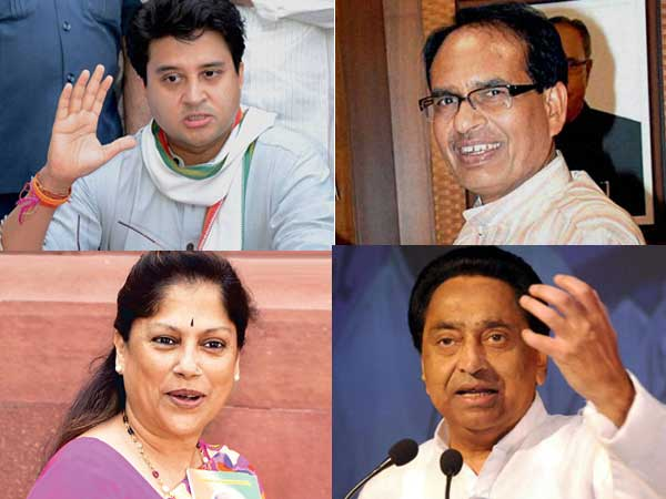Madhya Pradesh Election results 2018: Star candidates to watch out for