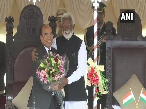 <strong>[MNF chief Zoramthanga takes oath as Mizoram CM]</strong>