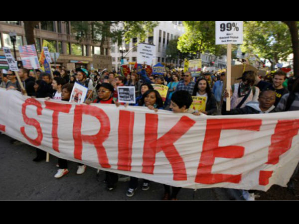 Labour organisations to go on strike on January 8-9 to put pressure of government
