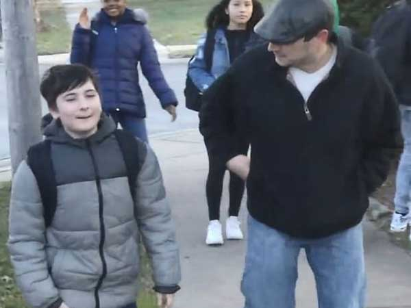 US: 11-yr-old boy bullied to leave school & even change his surname which is TRUMP