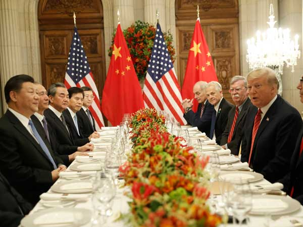 Trump, Xi calls ceasefire in trade war at G20 talks