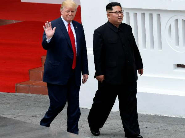 Location for Trump-Kim Jong meet finalised