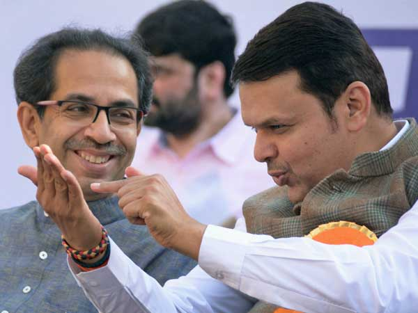 After Bihar, BJP's focus now on Maharashtra and its alliance with Shiv Sena
