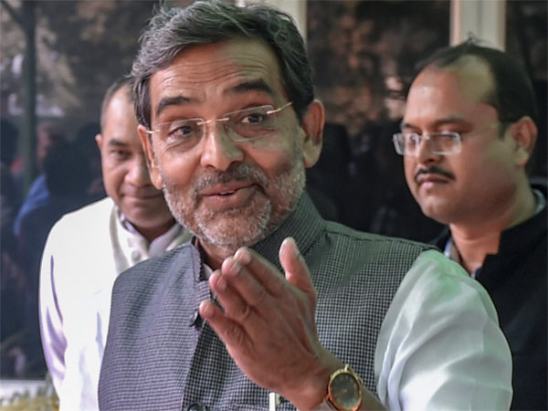BJP wants to destroy smaller parties, says Upendra Kushwaha