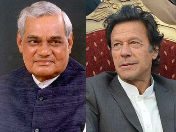 On Kashmir, here is what Vajpayee had told Imran Khan