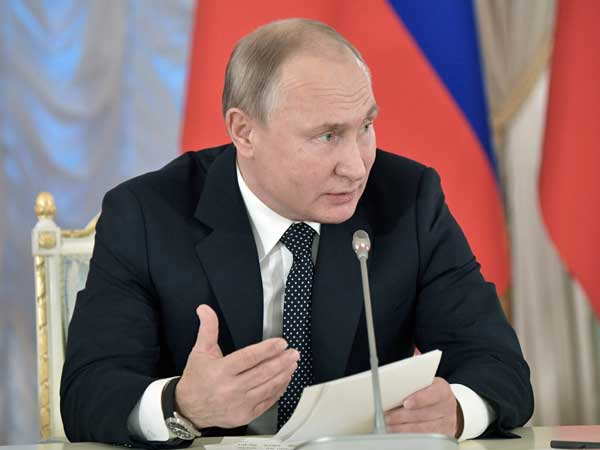 Vladimir Putin wants rap music to be controlled in Russia, not banned
