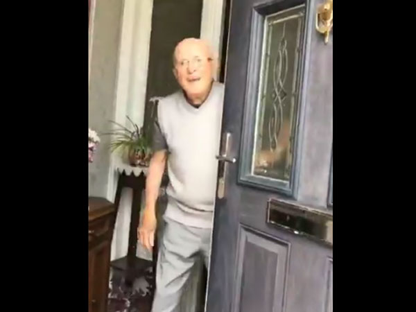 This cute video made me remember my own grandpa some relations are priceless