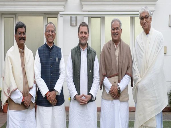 Election results 2018 LIVE: Congress looks set to end Raman reign in Chhattisgarh