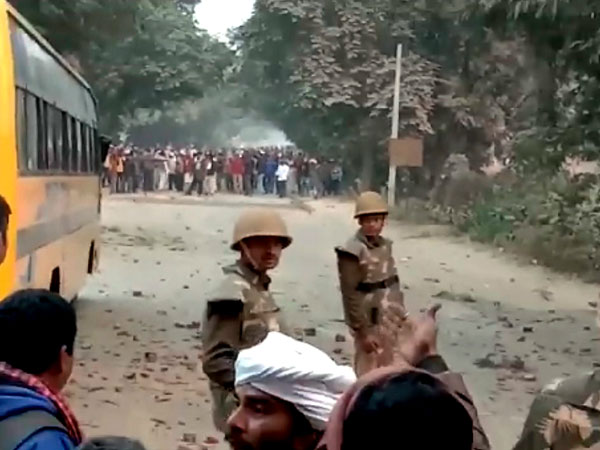 Ghazipur stone pelting: 11 arrested, constables son says UP police cant even protect its own